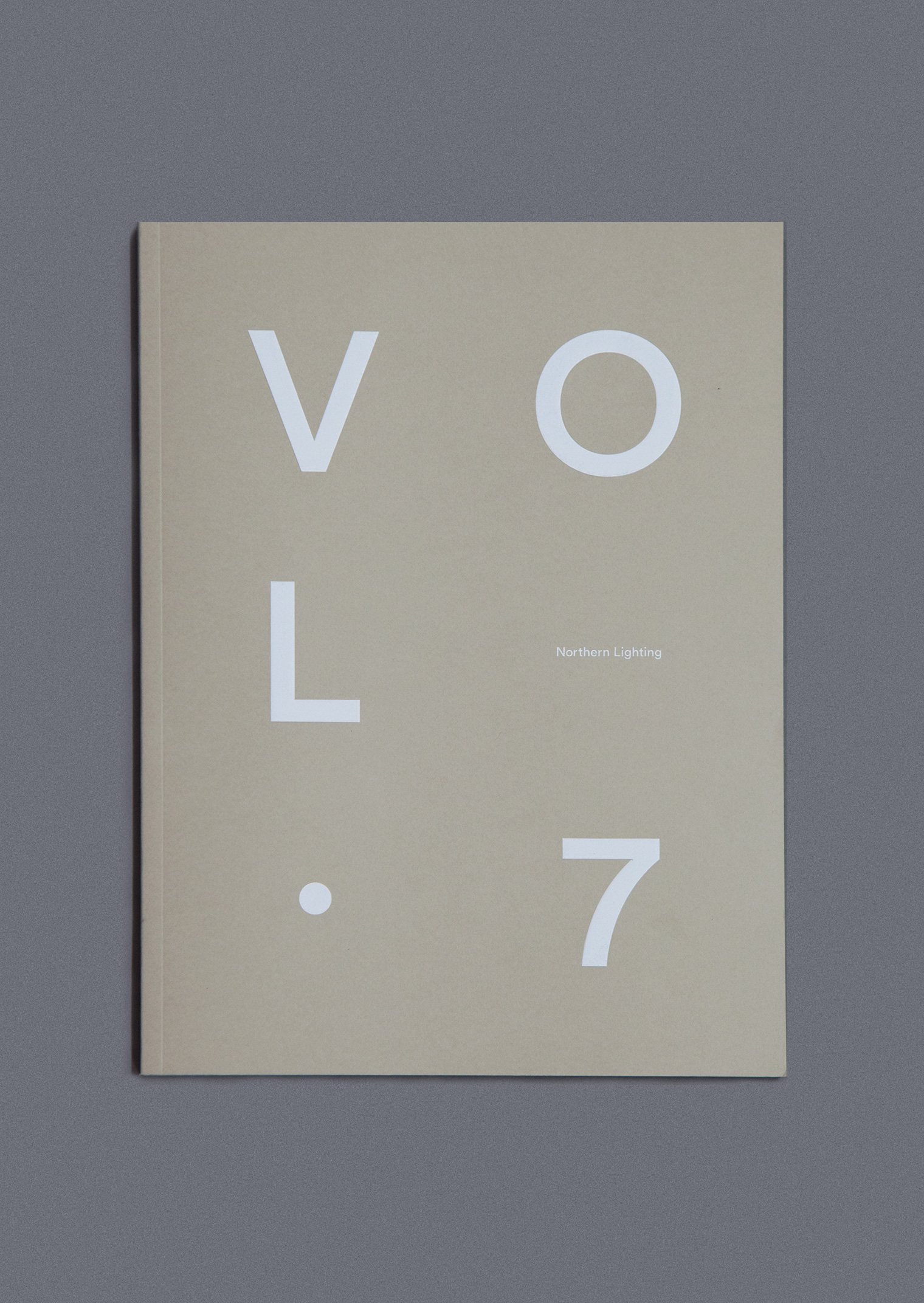 Catalogue Vol. 7 grey cover