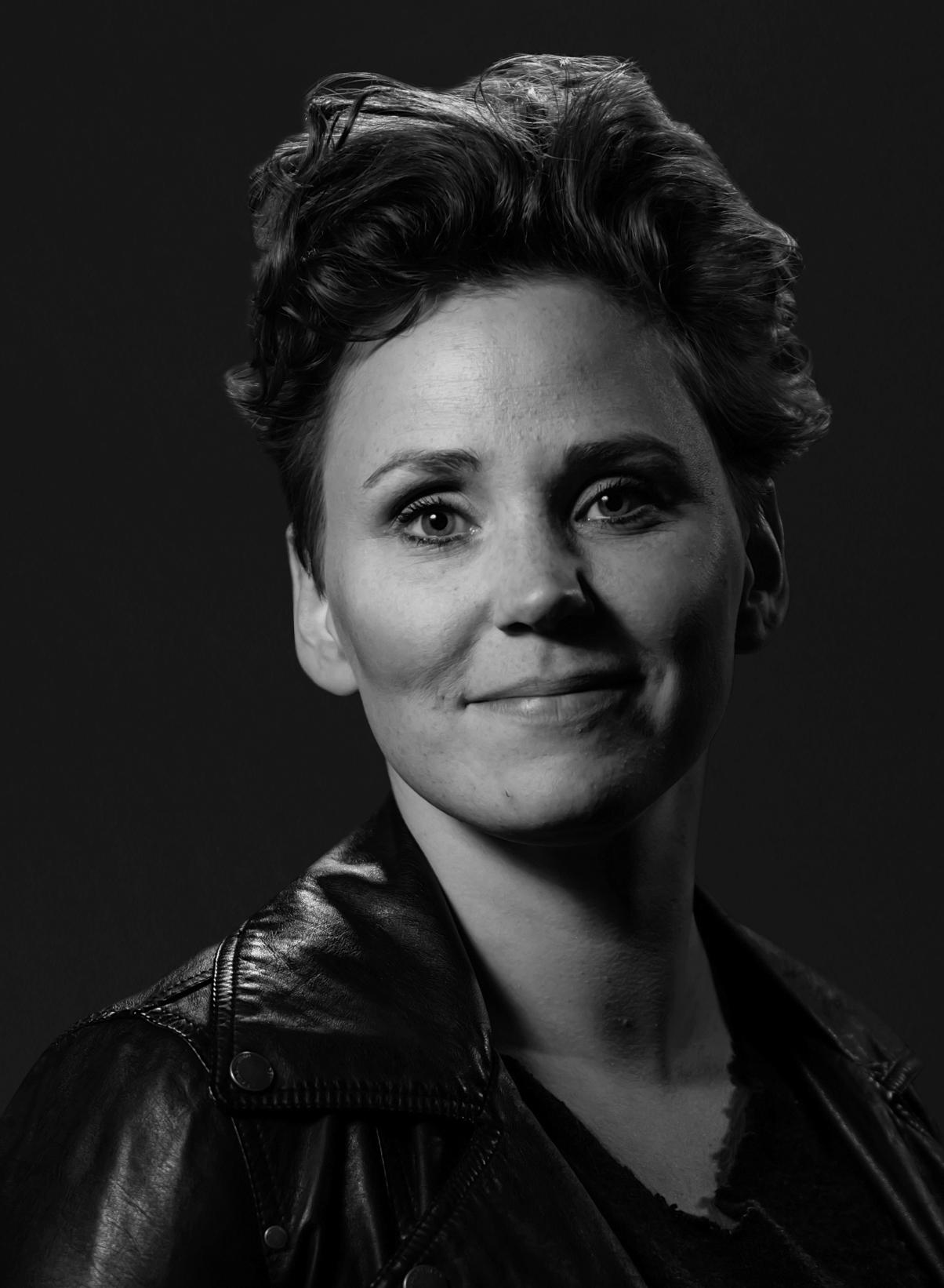 Johanna Forsberg - Portrait