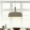 Acorn white over dining table