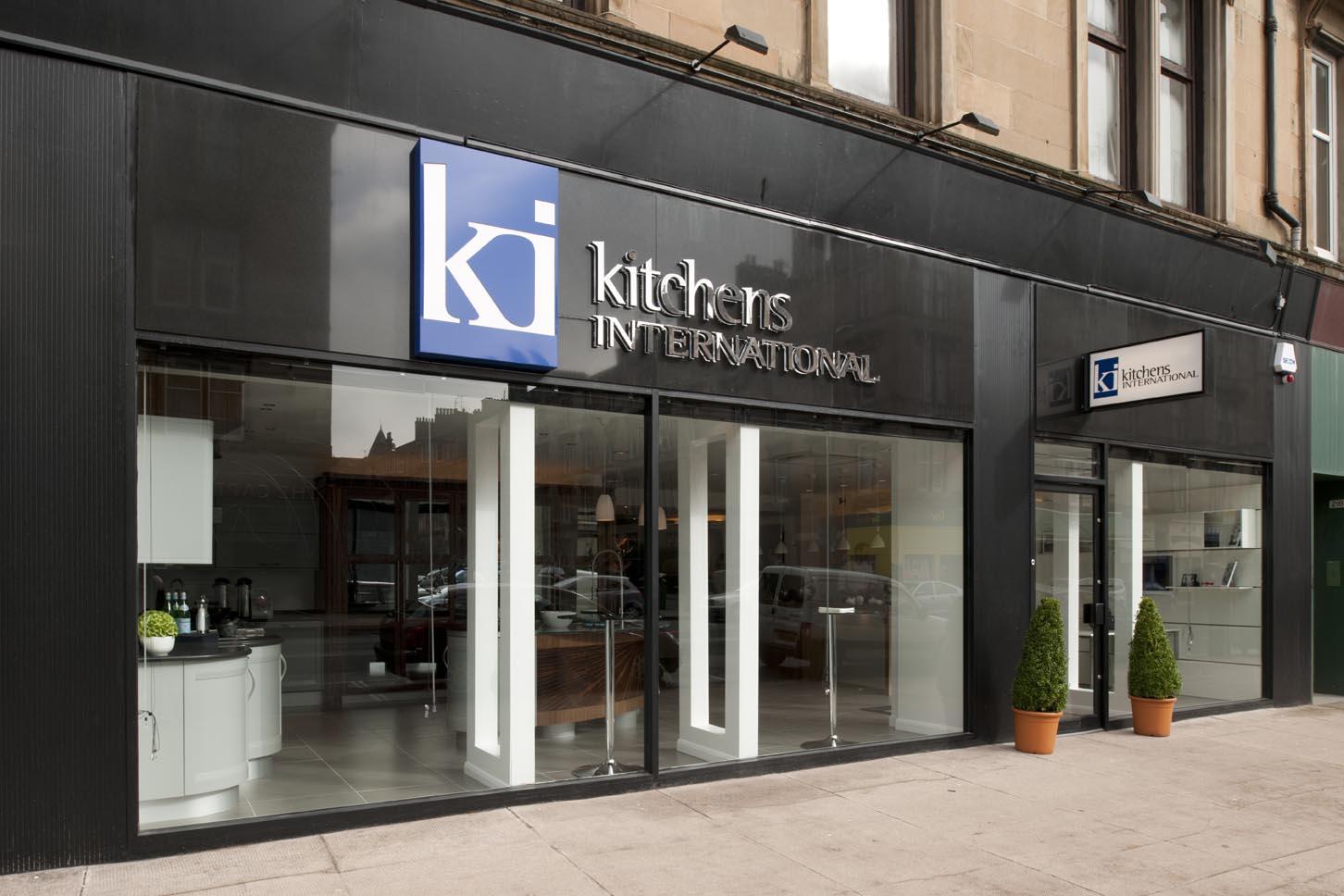 KITCHENS INTERNATIONAL - GLASGOW STUDIO