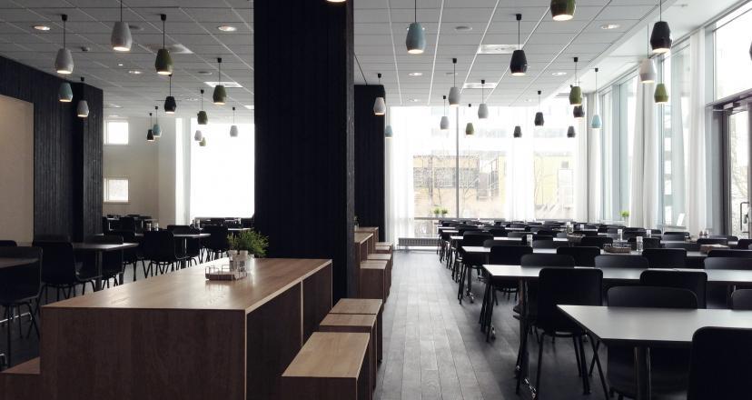 Helsfyr Panorama - Cafe