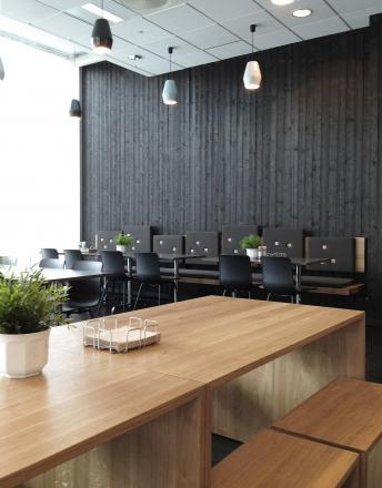 Helsfyr Panorama - Cafe1