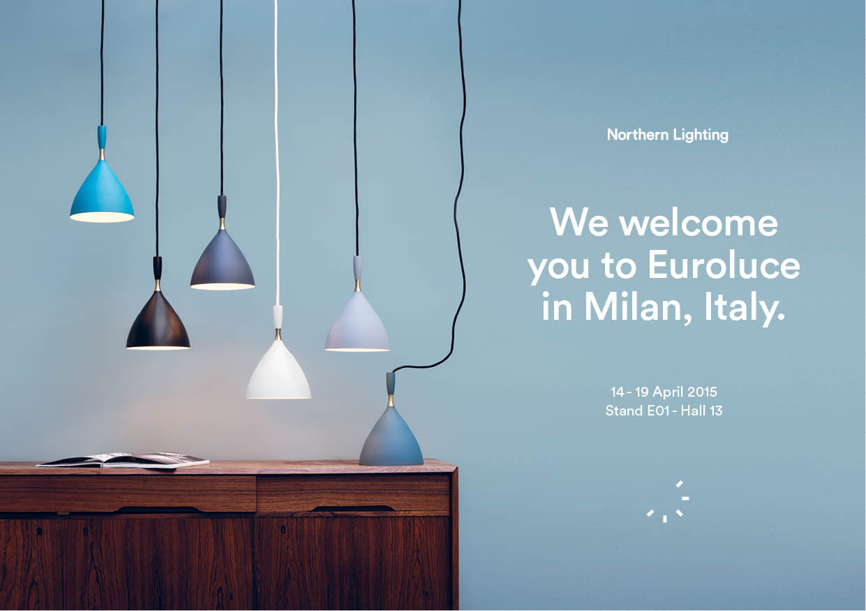 Invite - Euroluce 2015 flyer