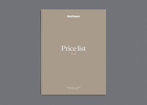 Northern Price list 2021_2022 - Cover - wide