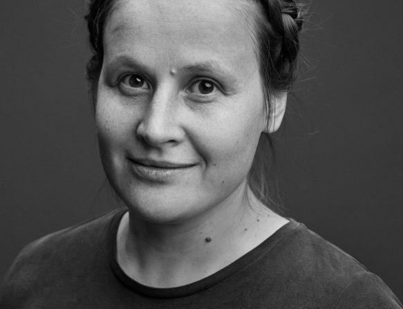Ann Kristin Einarsen - Portrait