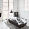 Daybe_grey_bed_top-view - Northern