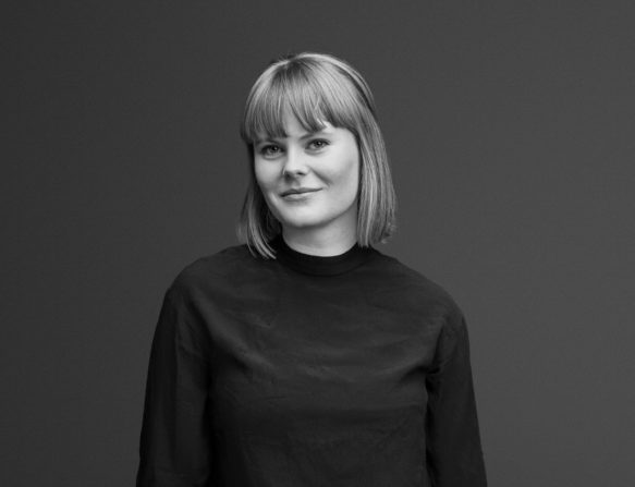 Stine Aas - portrait