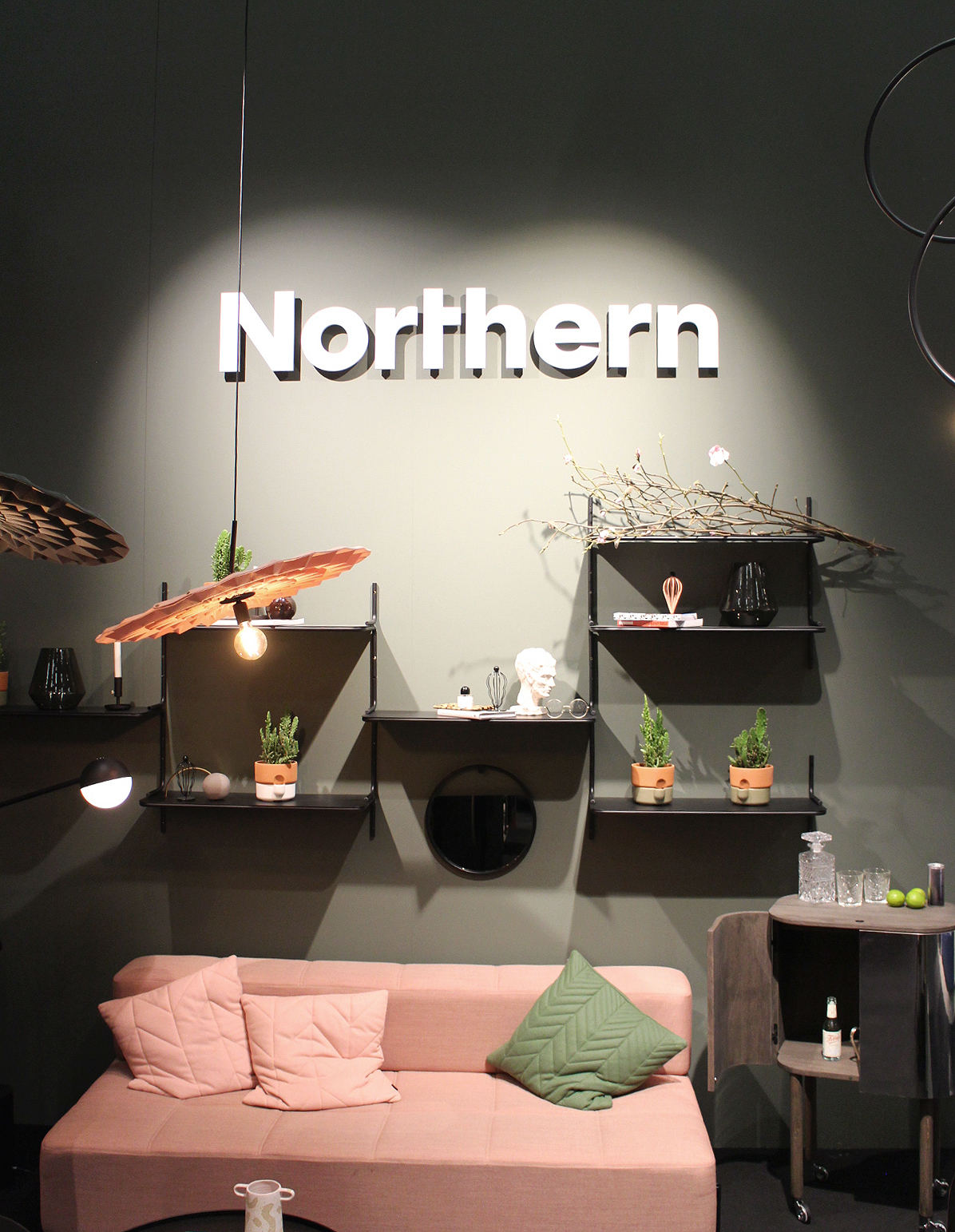 Northern stand SFF2018