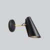 Birdy_wall_lamp_short_arm_black_brass_Northern