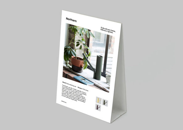 Display to print - Grab product info