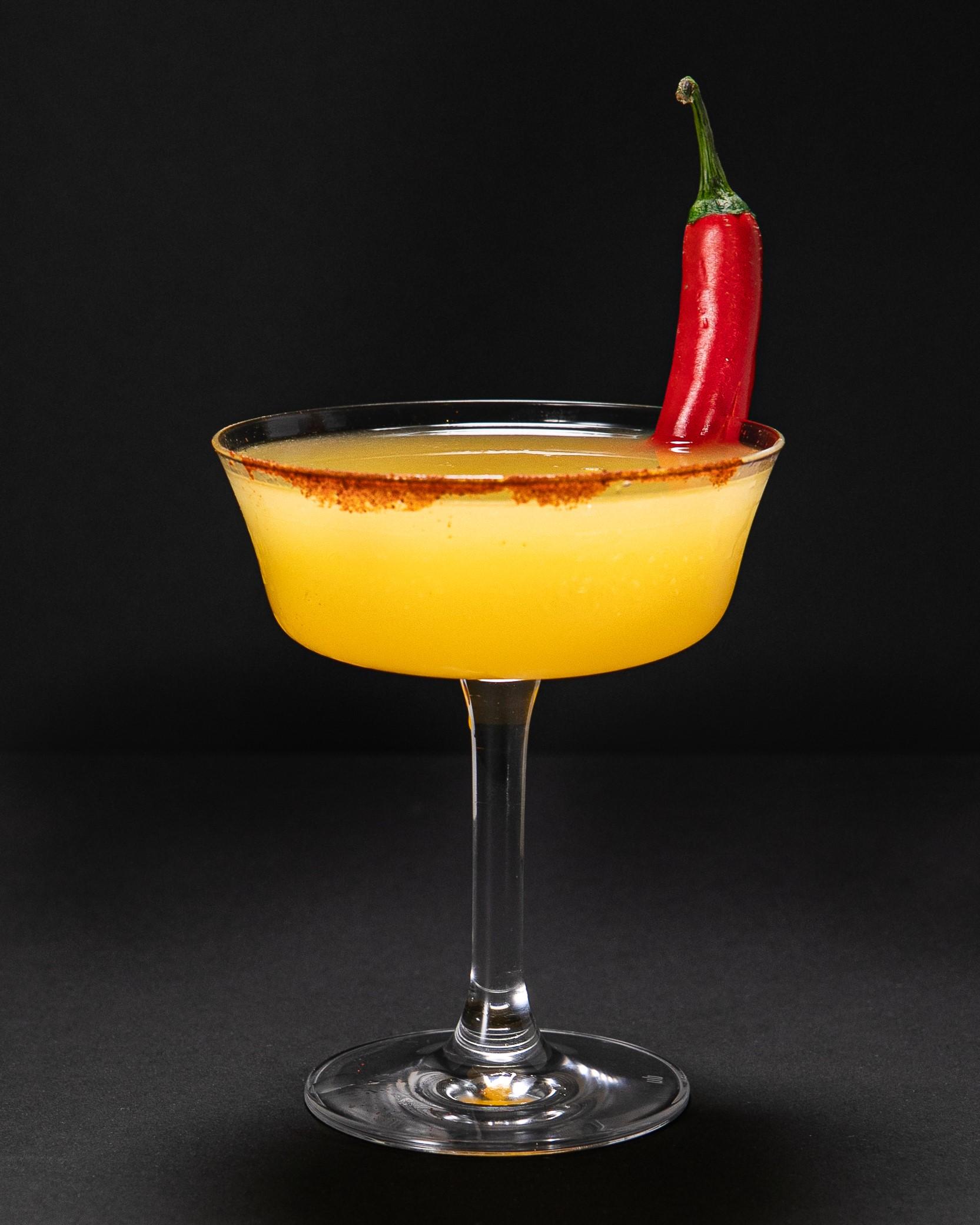 Mango-Chili-Margarita