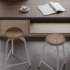 Treble_bar_stool_white_brown-leather-seat_cafe_Northern_Low-res
