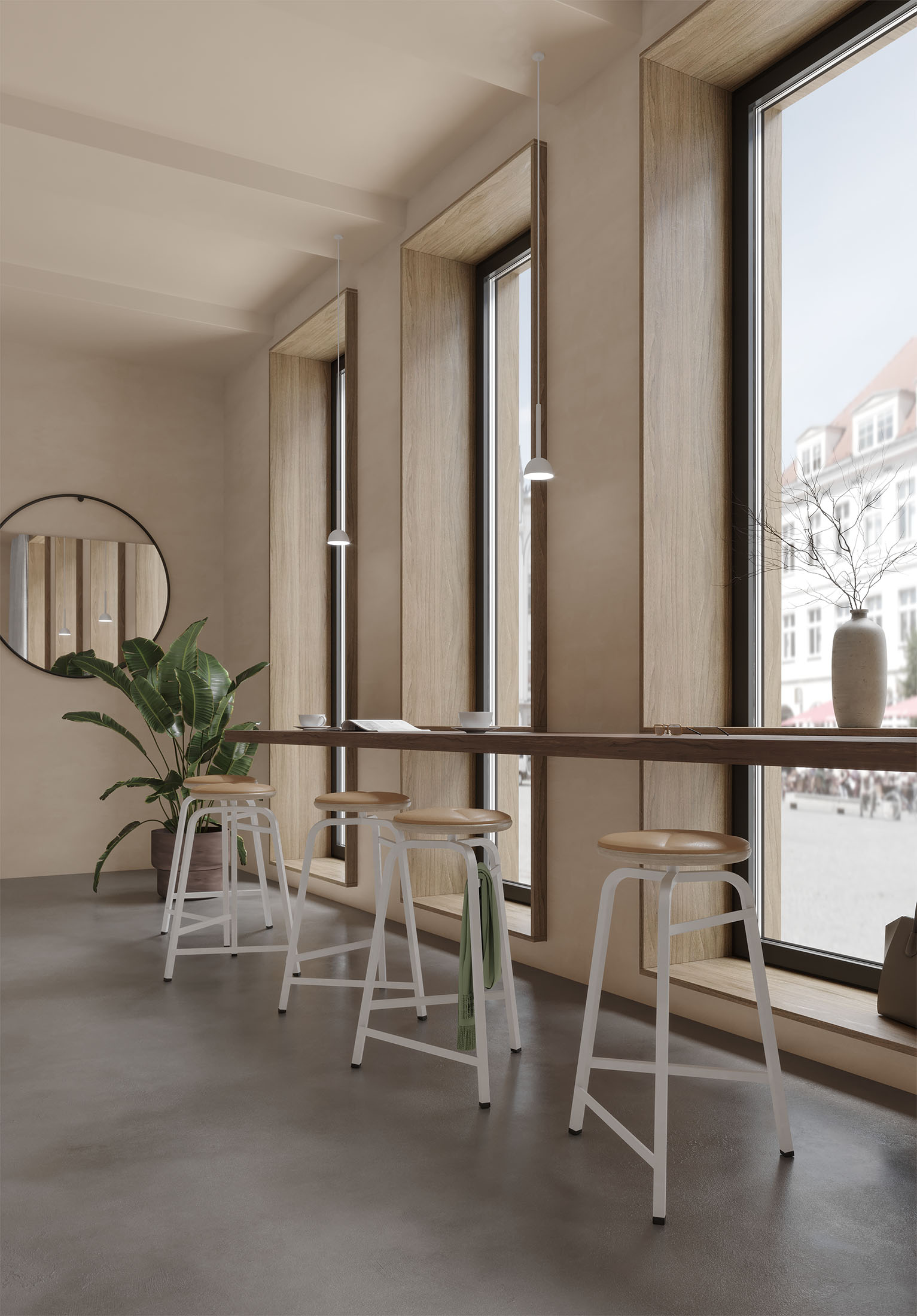 Treble_bar_stool_white_group_cafe_Northern_Low-res